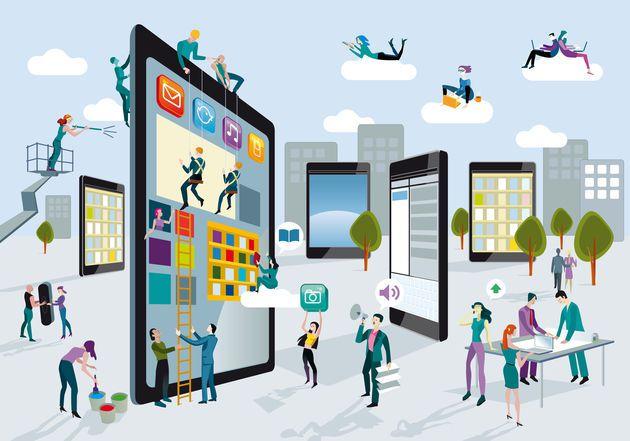 Digitalisering van MKB-bedrijven
